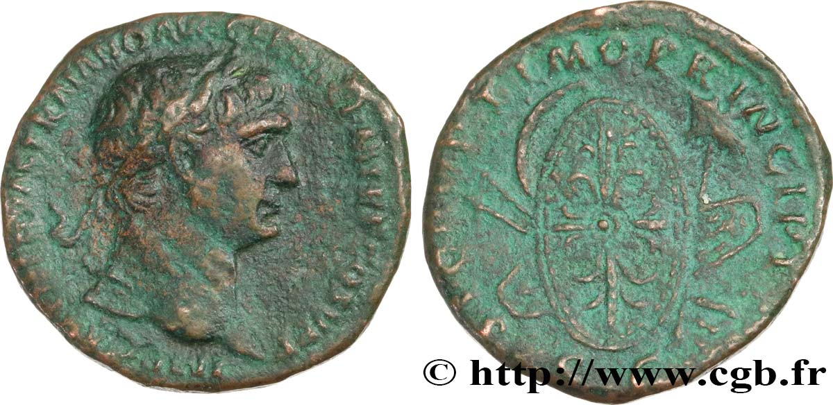 TRAJANUS As XF