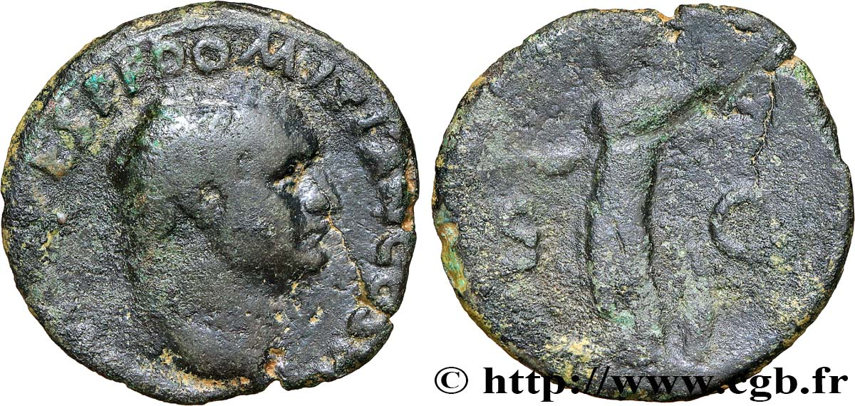 DOMITIANUS As VF