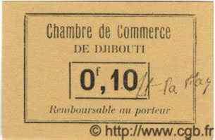 0 10 franc djibouti 1919 b01 0056 billets for Chambre de commerce djibouti