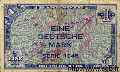 1 Mark ALLEMAGNE  1948 P.002a B+
