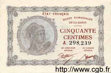 50 Centimes ALLEMAGNE  1930 R.865 SUP+
