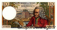 10 Francs VOLTAIRE FRANCE  1965 F.62.18 SUP+
