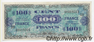 100 Francs FRANCE FRANCE  1944 VF.25.10 pr.SUP