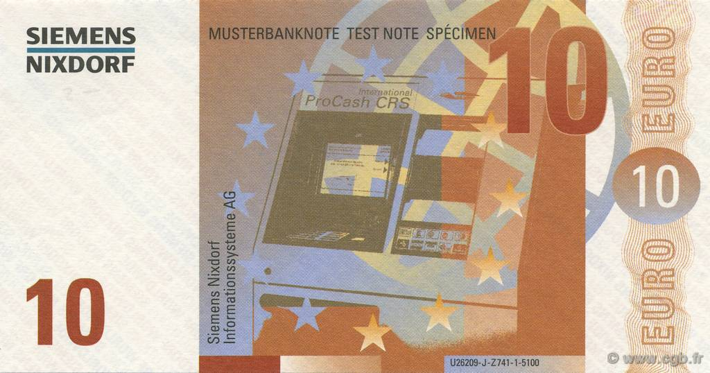 10 Euro ALLEMAGNE  2000  NEUF