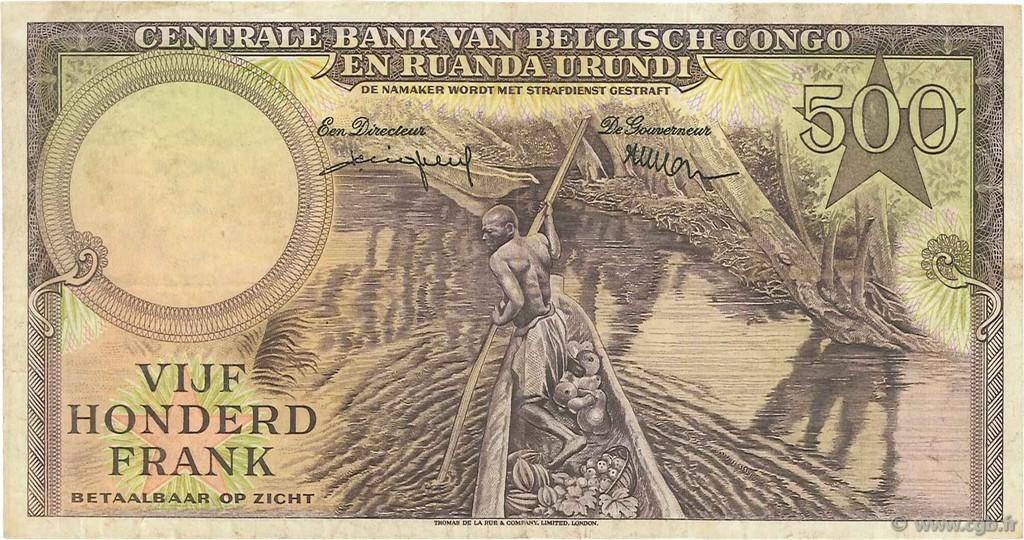 100 Francs Madagascar, 1966 B66_0689r