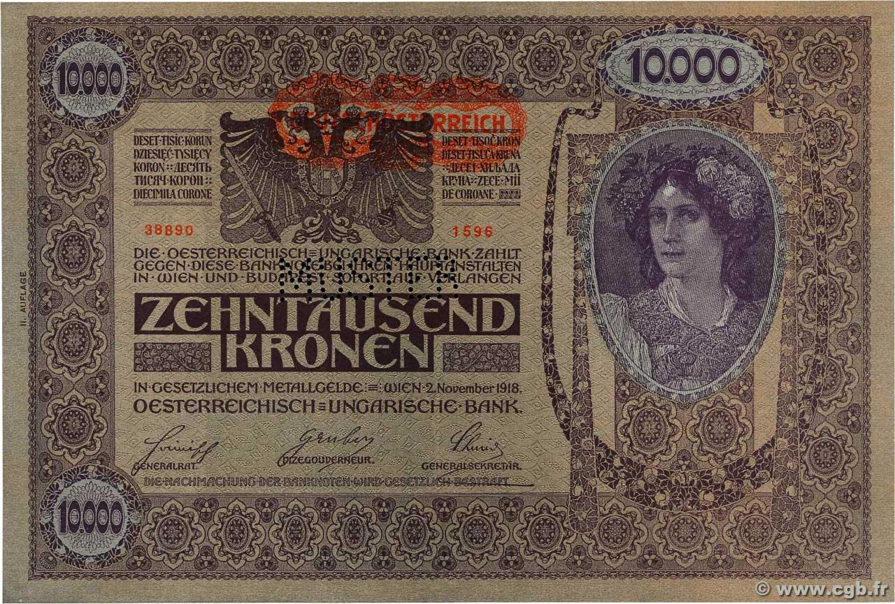10000 Kronen