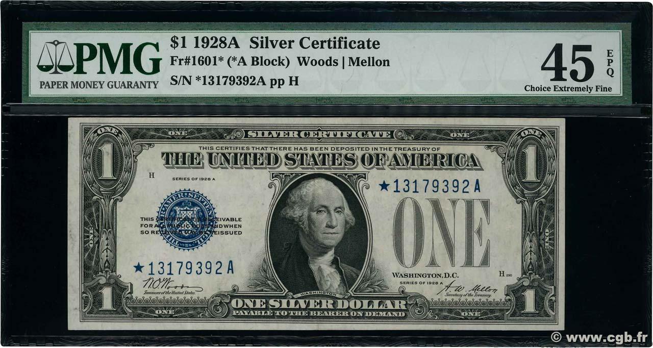 1 Dollar United States Of America 1928 P412ar B810570 Banknotes