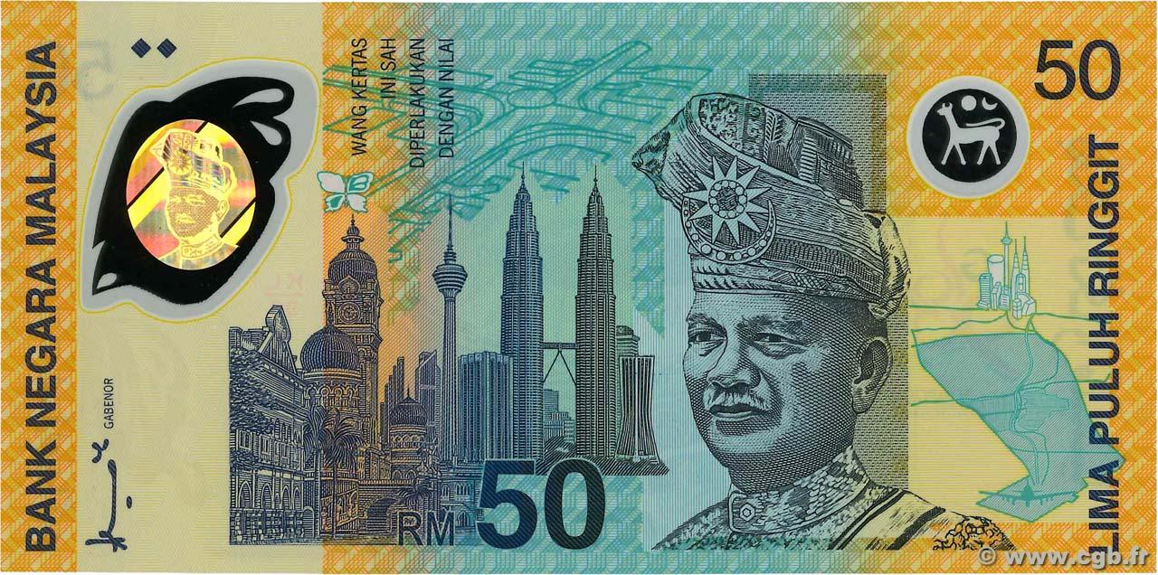 50 Ringgit MALAYSIA 1998 P 45