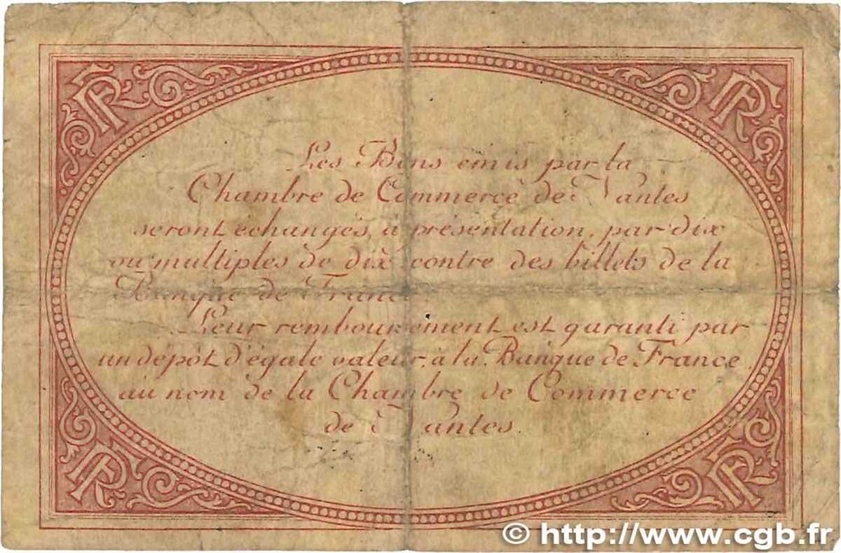50 centimes france r gionalisme et divers nantes 1918 b b99 1124 billets. Black Bedroom Furniture Sets. Home Design Ideas