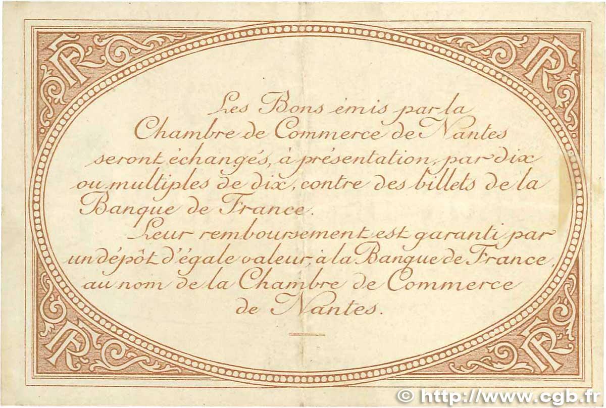 1 franc france r gionalisme et divers nantes 1918 ttb b99 1126 billets. Black Bedroom Furniture Sets. Home Design Ideas