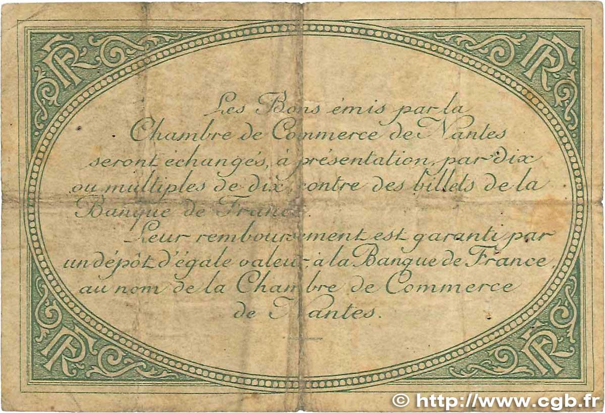 2 francs france r gionalisme et divers nantes 1918 b b99 1130 billets. Black Bedroom Furniture Sets. Home Design Ideas