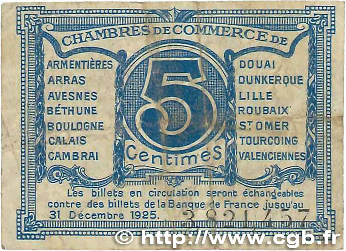 5 centimes france r gionalisme et divers nord et pas de for Chambre de commerce calais