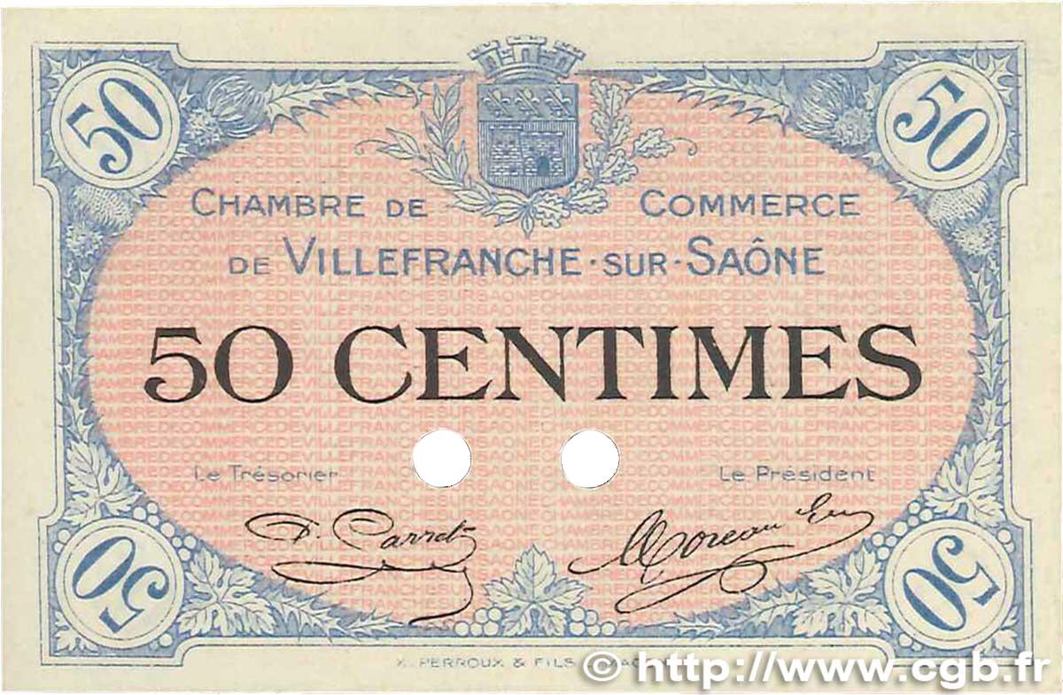 50 centimes france regionalism and various villefranche sur sa ne 1915 aunc b99 2073 - Chambre de commerce de villefranche ...