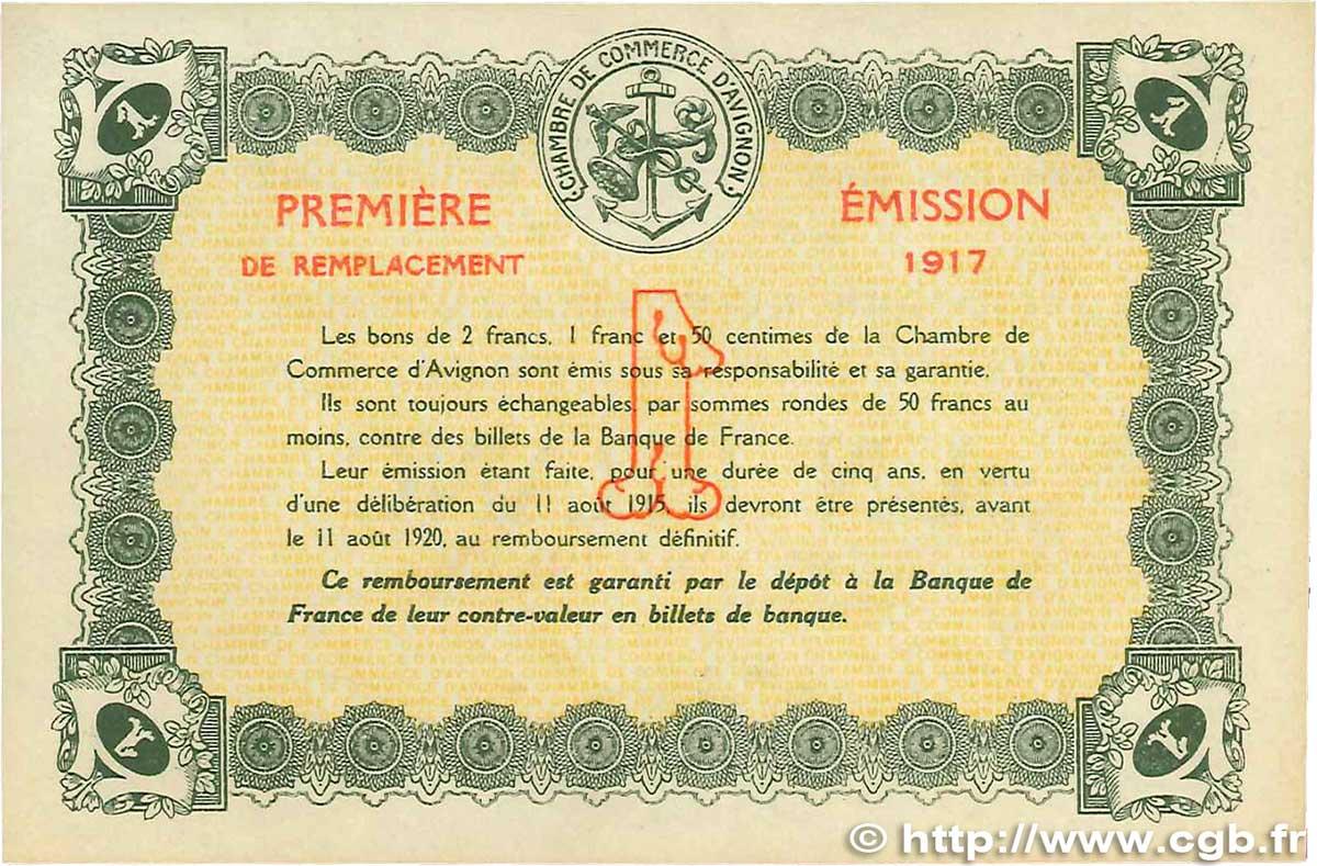 1 franc france r gionalisme et divers avignon 1915 sup b99 2493 billets. Black Bedroom Furniture Sets. Home Design Ideas