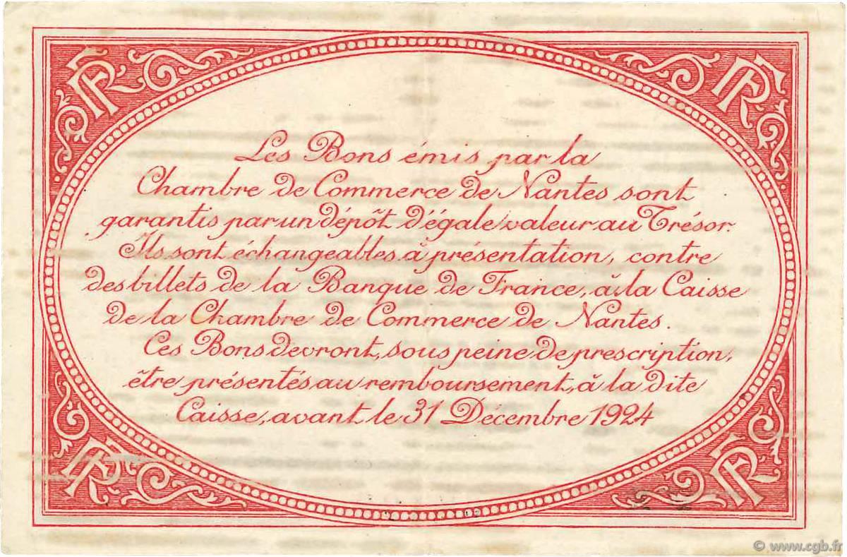 50 centimes france r gionalisme et divers nantes 1918 ttb b99 3457 billets. Black Bedroom Furniture Sets. Home Design Ideas