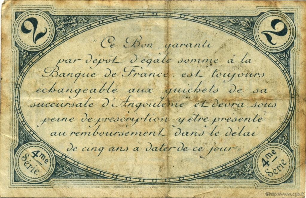 2 francs france regionalismo e varie angoul me 1915 for Chambre de commerce angouleme