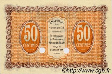 50 centimes france r gionalisme et divers gray et vesoul 1915 spl neuf c062 02n billets. Black Bedroom Furniture Sets. Home Design Ideas