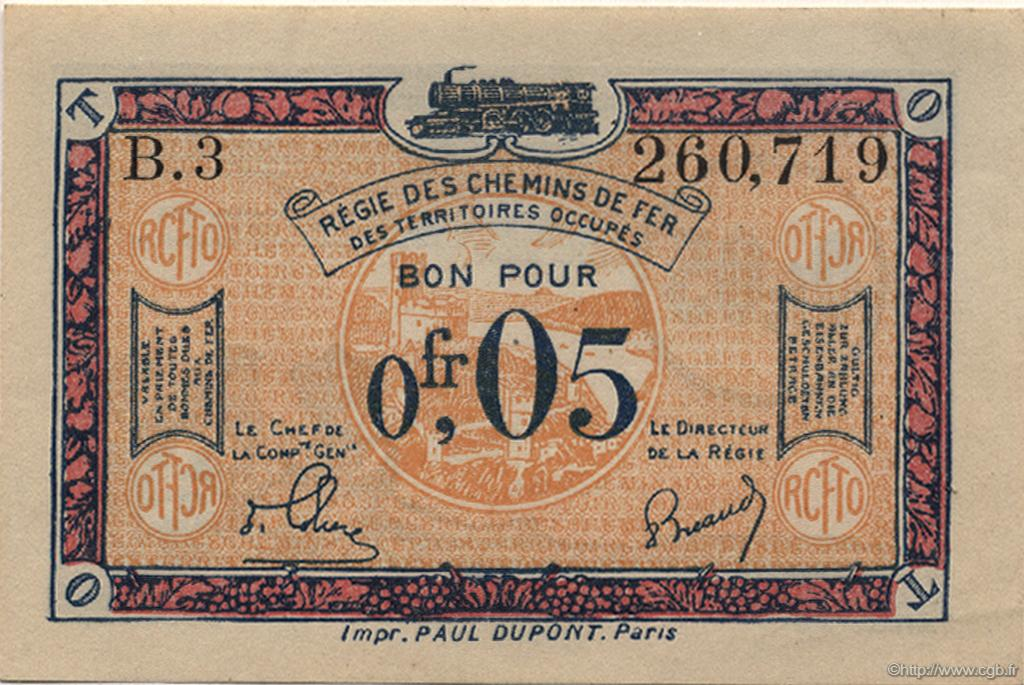 5 Centimes FRANCE  1923 JP.01 NEUF