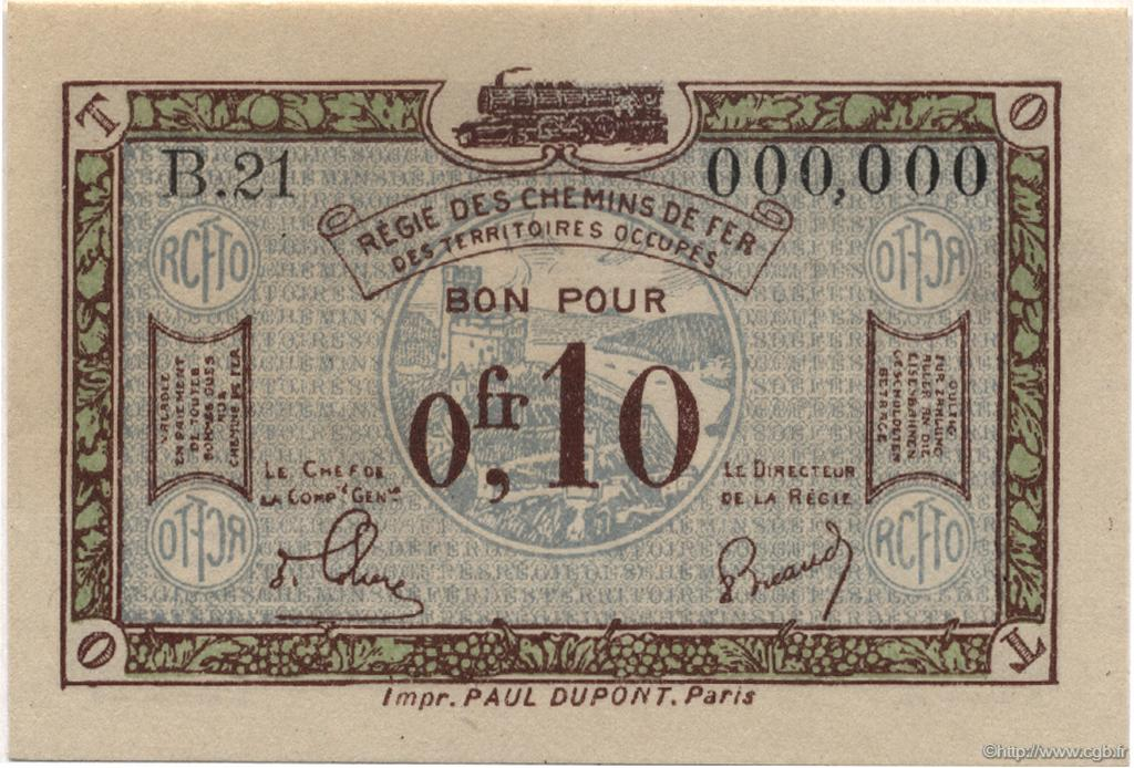 10 Centimes FRANCE  1923 JP.02 NEUF