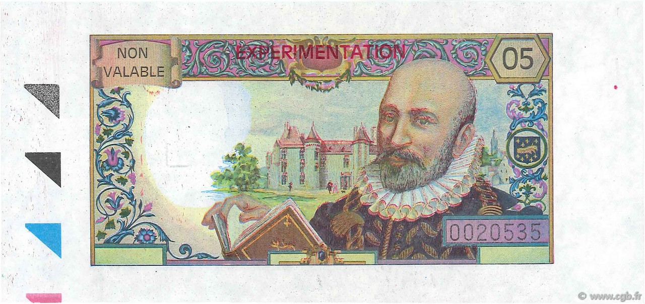 50 Francs MONTAIGNE FRANCE  1964 F.64E.01 NEUF