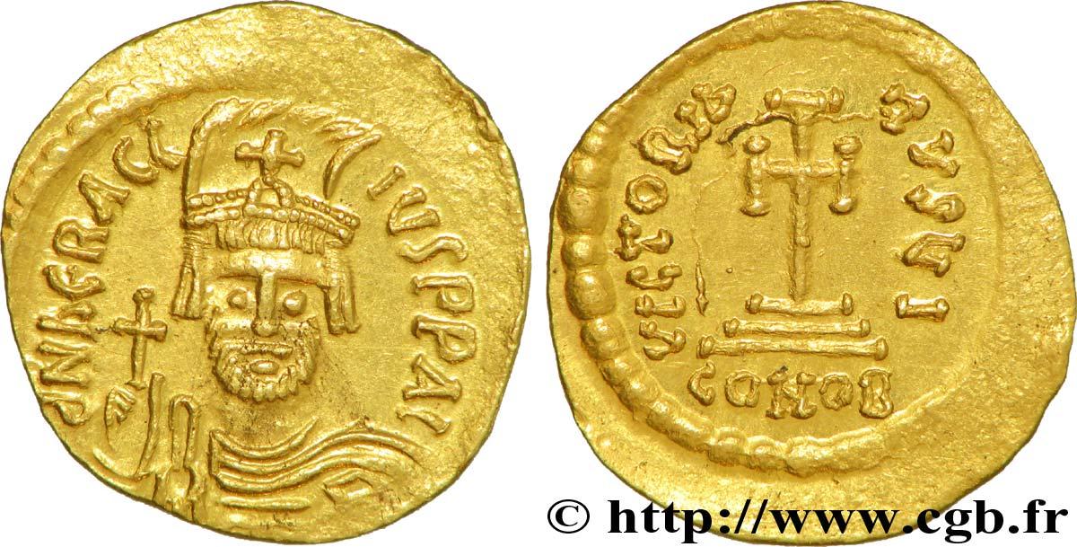 HÉRACLIUS Solidus - 610-611