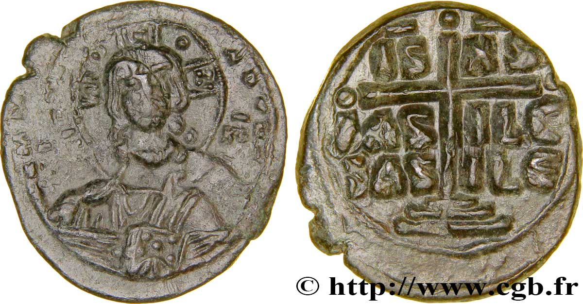 ROMAIN III ARGYRE Follis - c. 1028-1034
