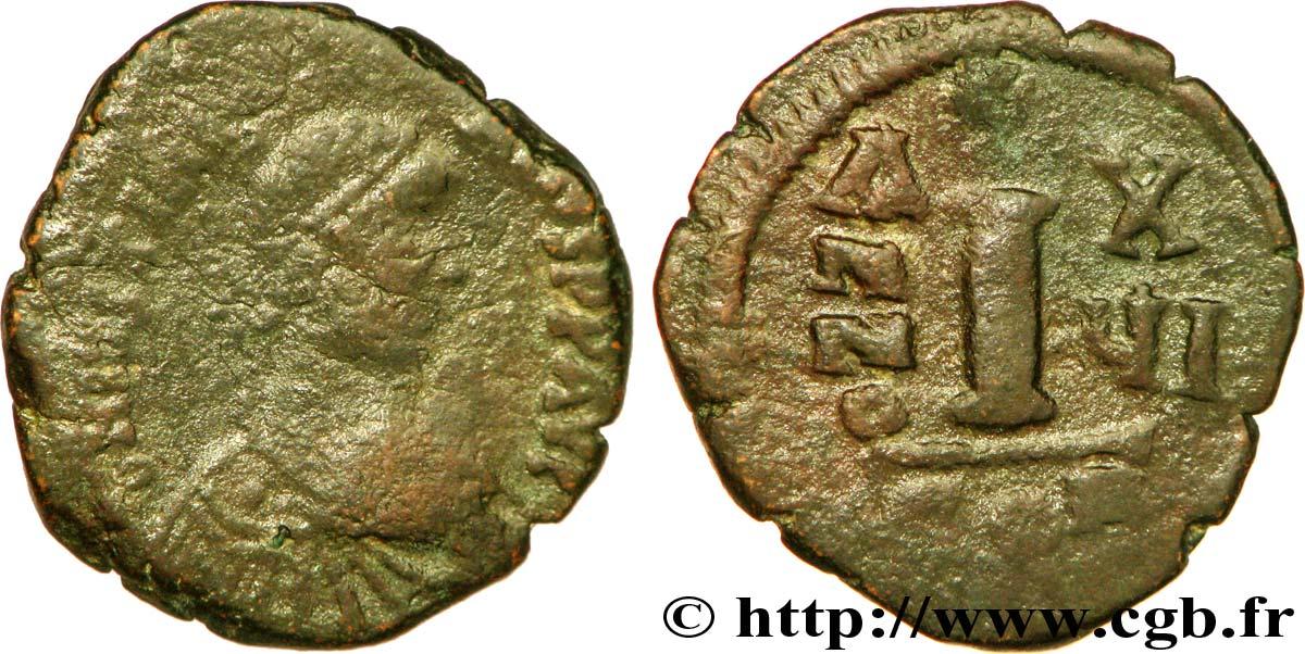 JUSTINIAN I Decanummium
