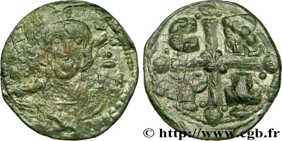 ROMAIN IV DIOGENES Follis - c. 1071-1078