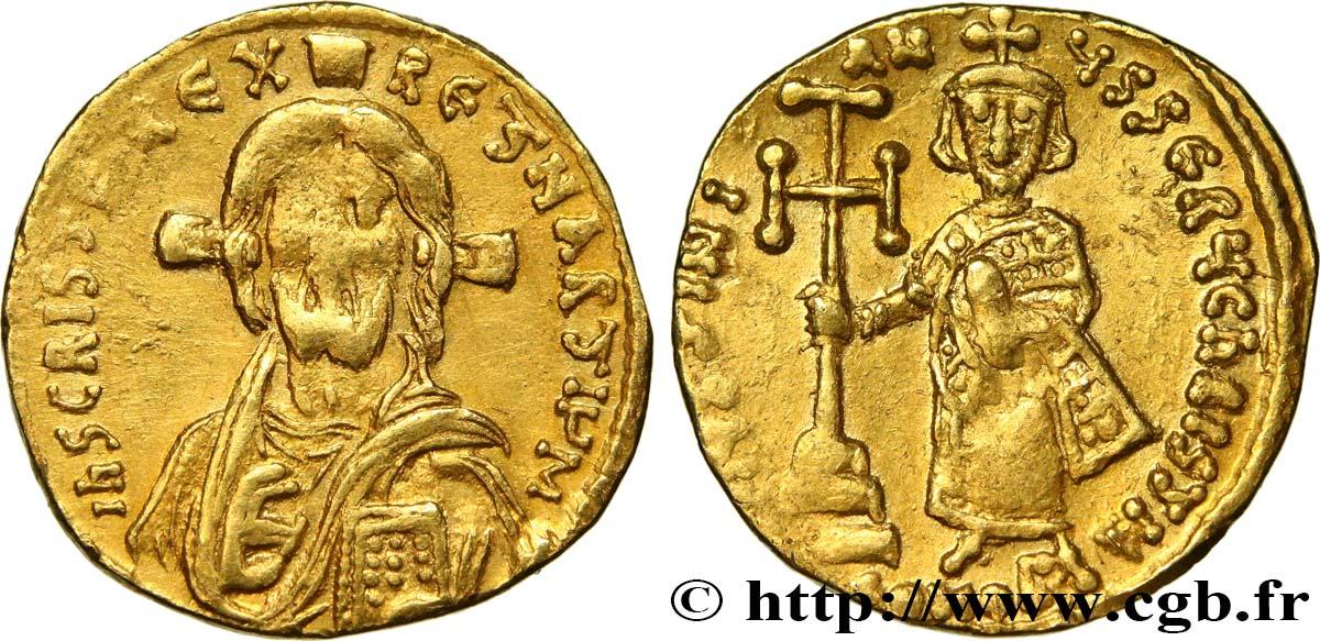 a2ccbd8506 GIUSTINIANO II Solidus bby_413511 Monete Bizantine
