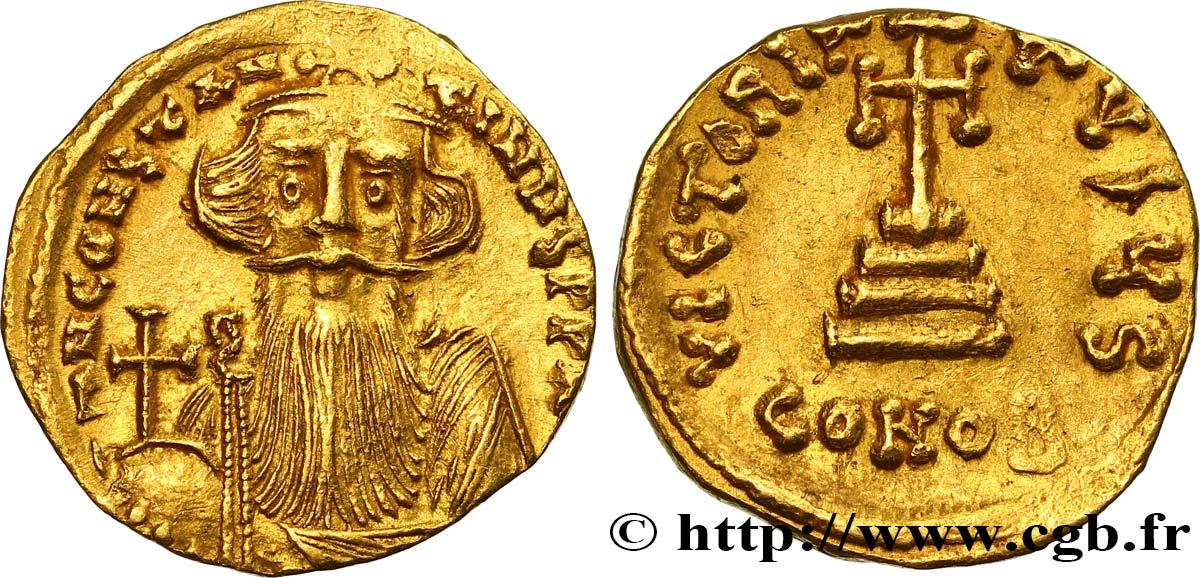 92b12696d2 COSTANTE II Solidus bby_461550 Monete Bizantine