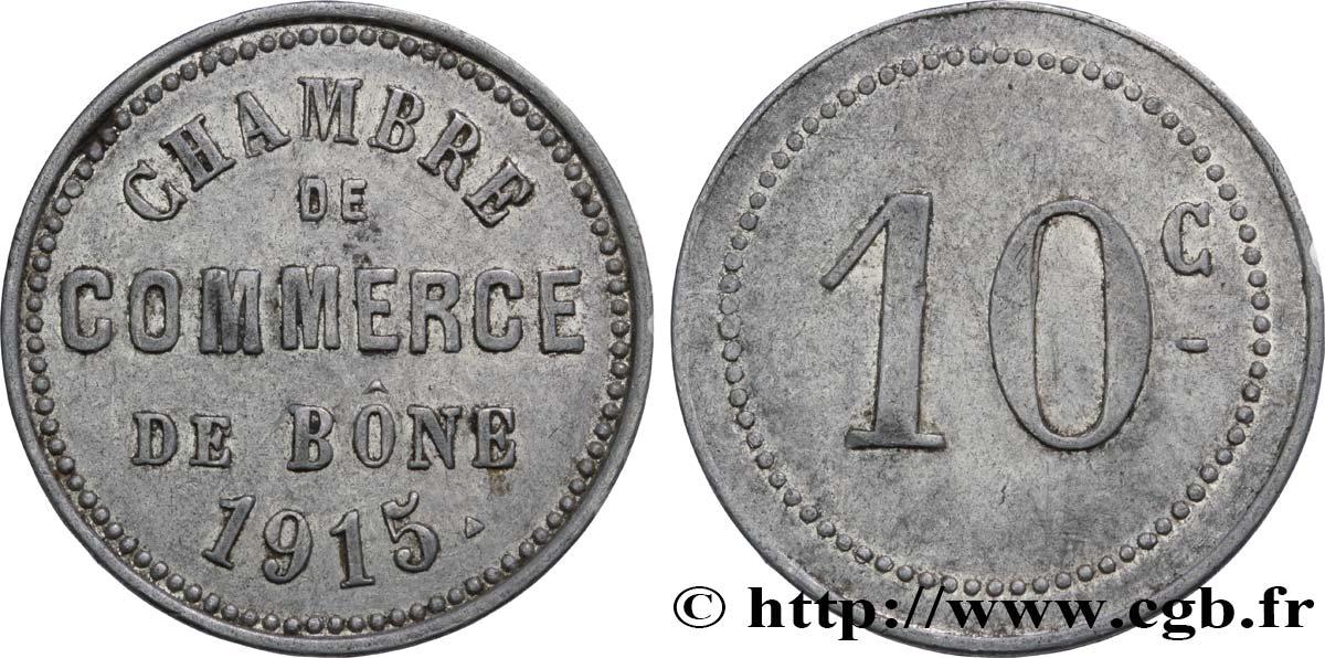 Algeria 10 centimes chambre de commerce de b ne 1915 fco for Chambre de commerce algerienne