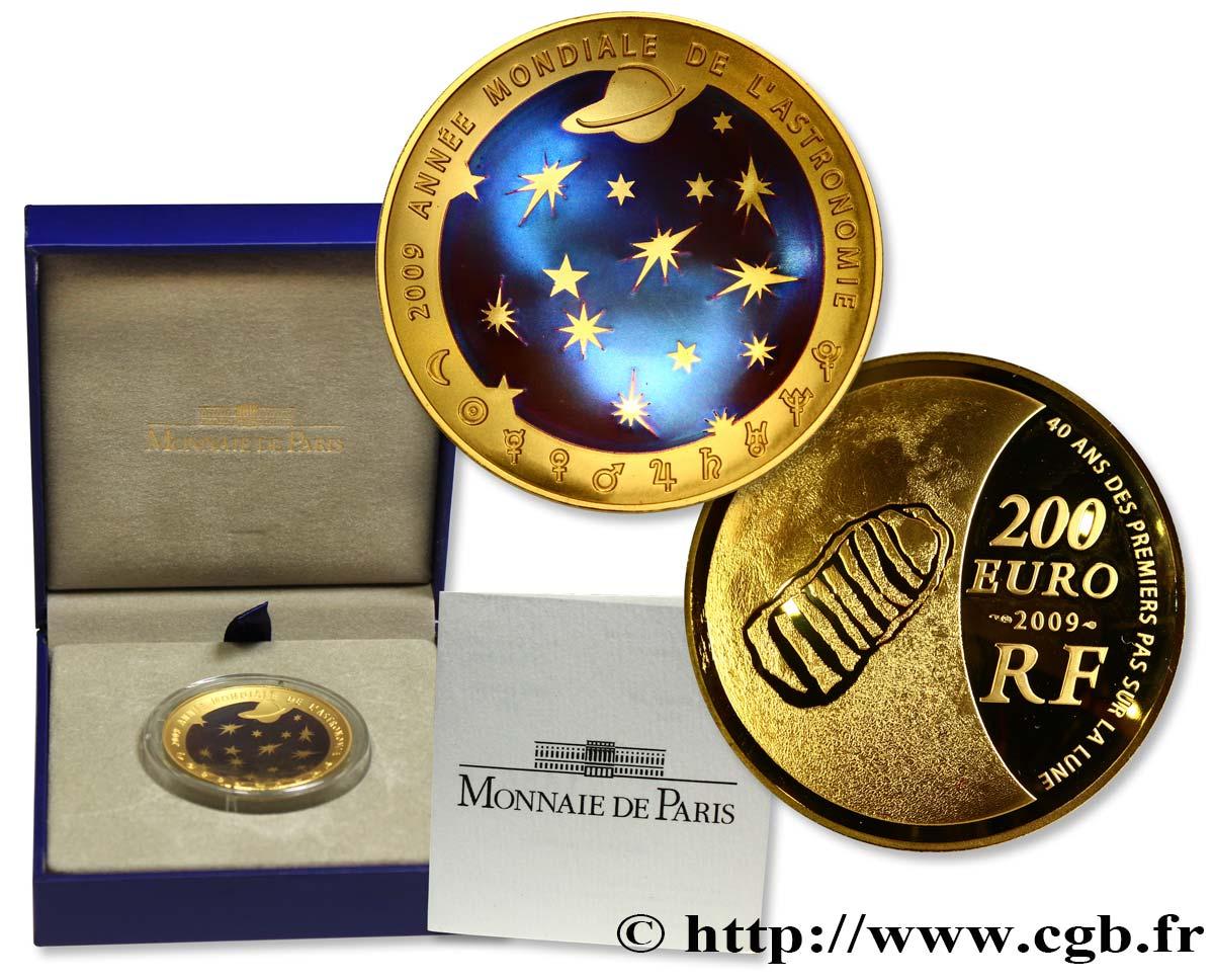 France belle preuve 200 euro ann e mondiale de l - Salon de l astronomie ...
