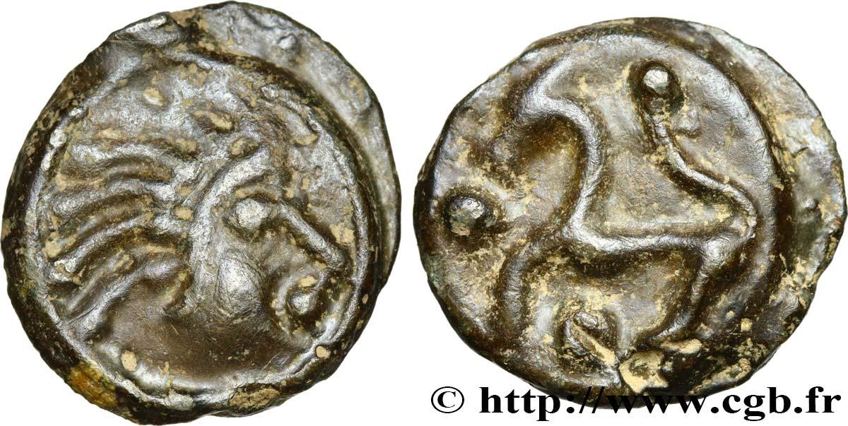 Potins gaulois et monnaies grecques Bga_283969