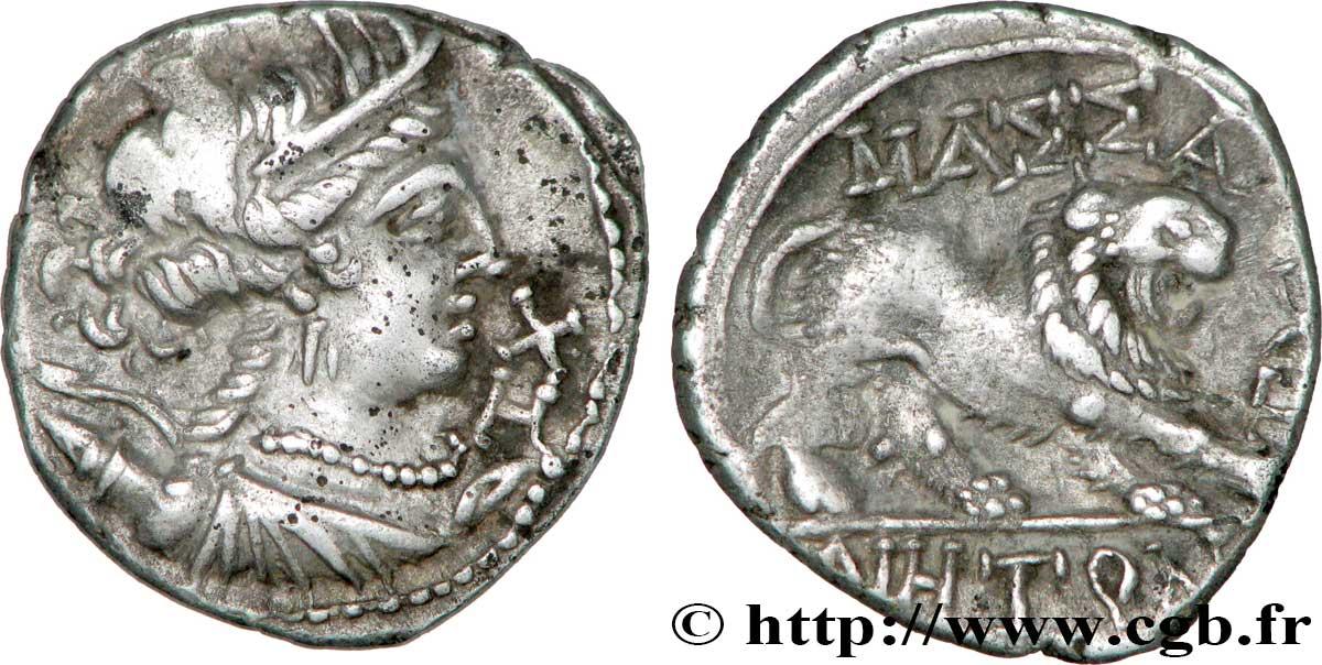 Trsor de drachmes lgres de Marseille Olbia (Hyres, Var)