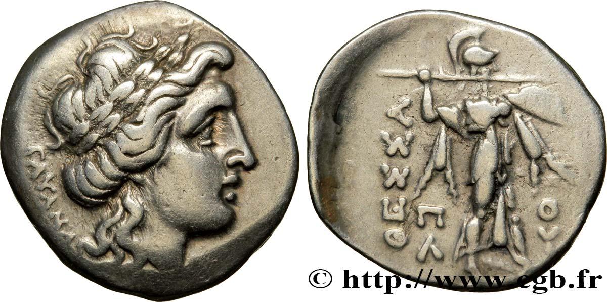 Grecque -thessalie Apollon Ligue Tessalienne Unité Athéna