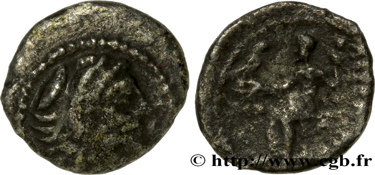 MACEDONIA - MACEDONIAN KINGDOM - ALEXANDER III THE GREAT Obole XF
