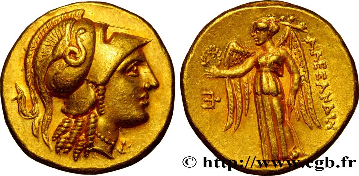 Makedonien Makedonische Könige Alexander Iii Der Große Statère