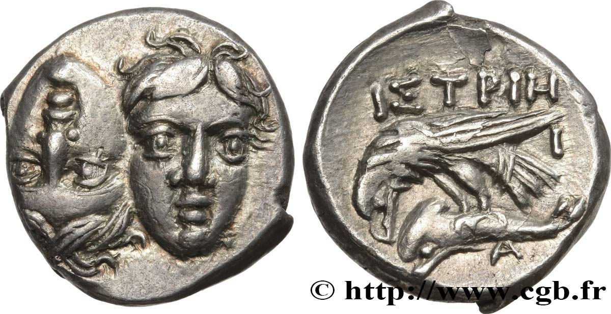 THRACE - ISTROS Drachme SUP