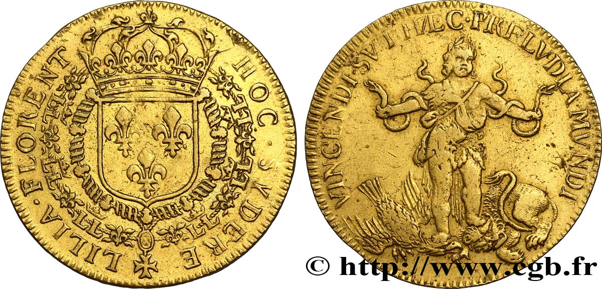 LOUIS XIV THE GREAT or THE SUN KING LOUIS XIV LE GRAND OU LE ROI SOLEIL XF
