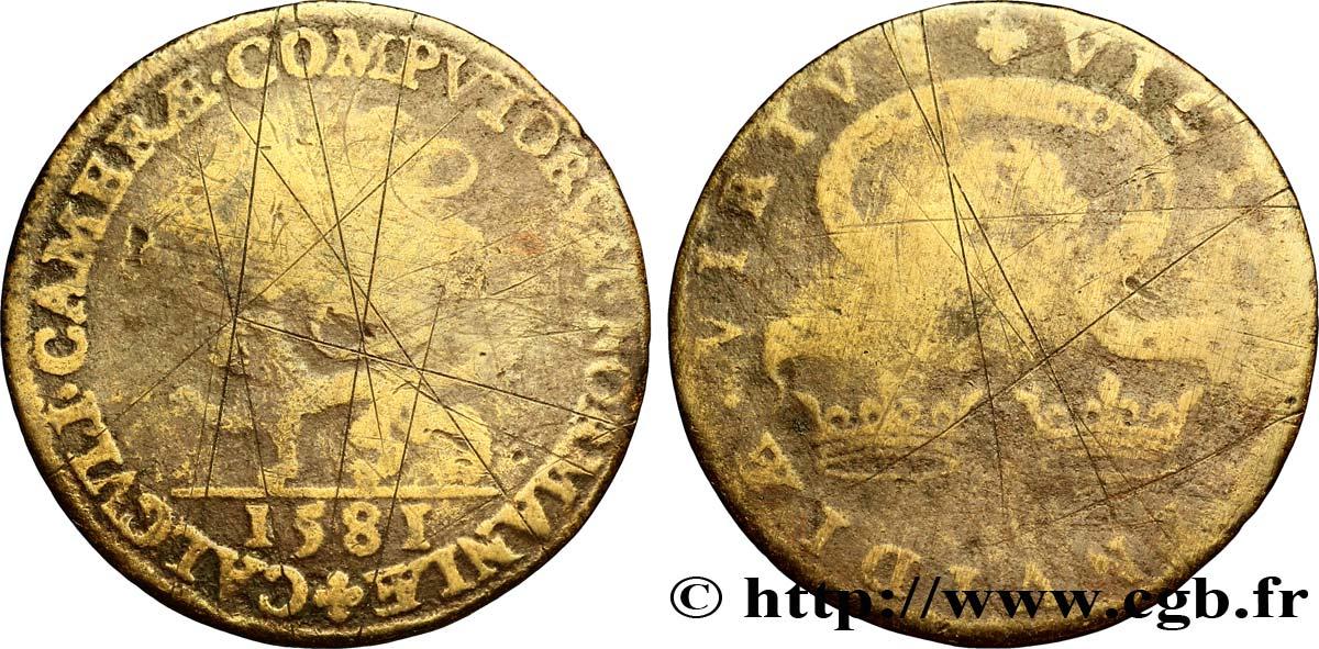 Chambre des comptes de normandie henri iii 1581 vg fjt - Chambre des notaires haute normandie ...