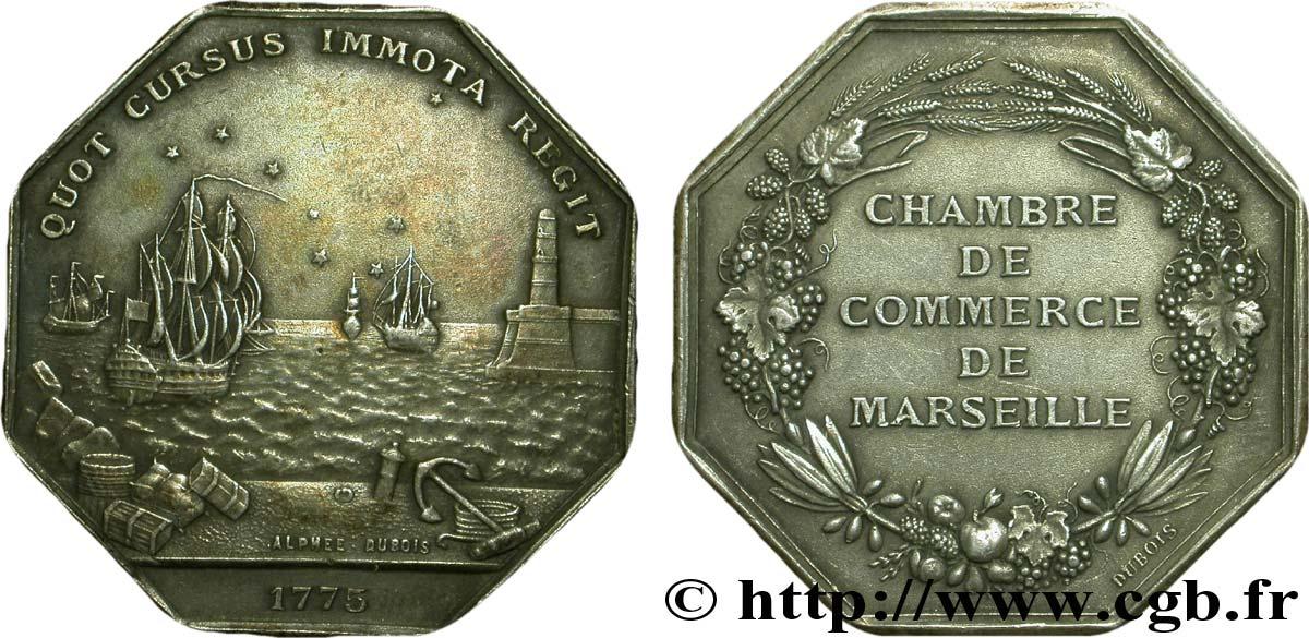 Chambres de commerce chambre de commerce de marseille 1775 fjt 081427 jetons - Chambre des commerce marseille ...