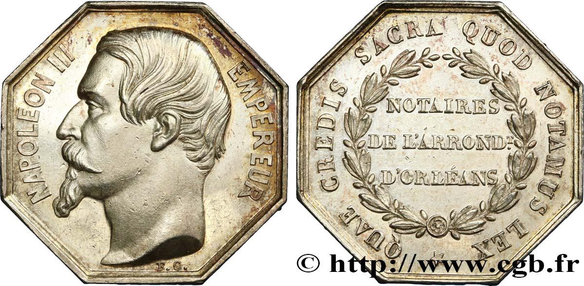 NOTAIRES DU XIXe SIECLE Notaires d'Orléans (Napoléon III)