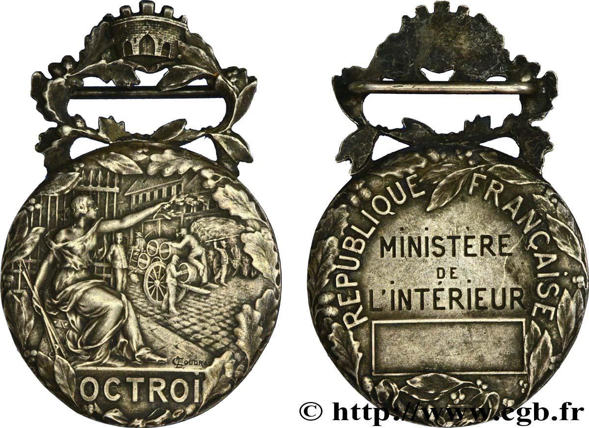 French third republic minist re de l int rieur insigne de for Ministere exterieur