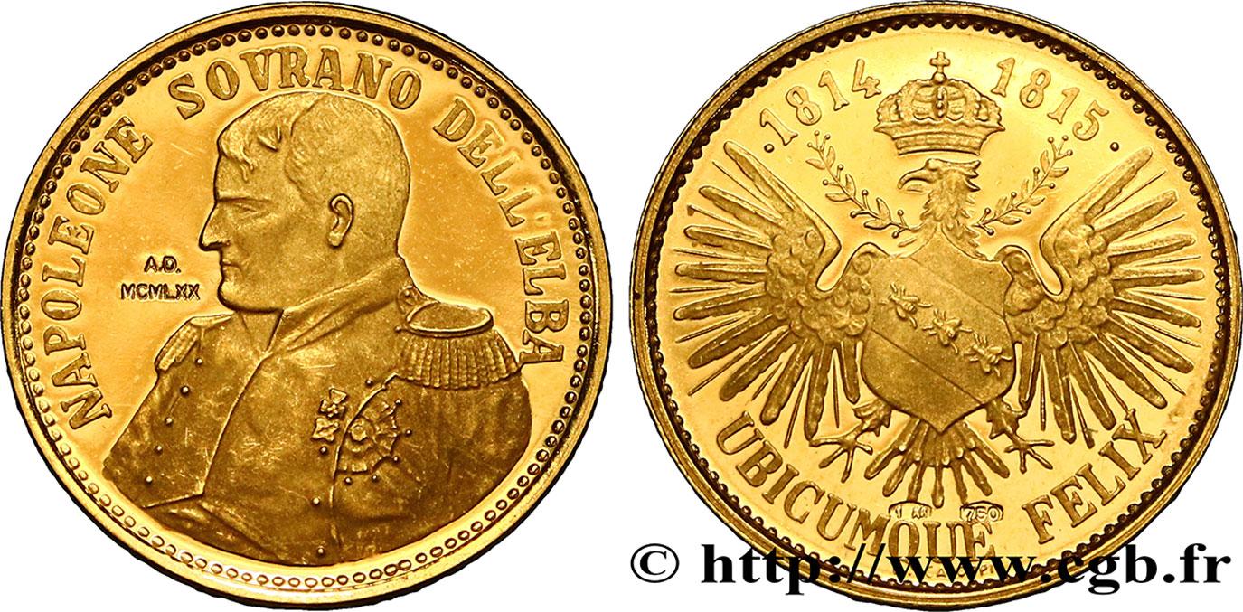 Premier Empire Napoléon Empereur Médaille De Napoléon Nd