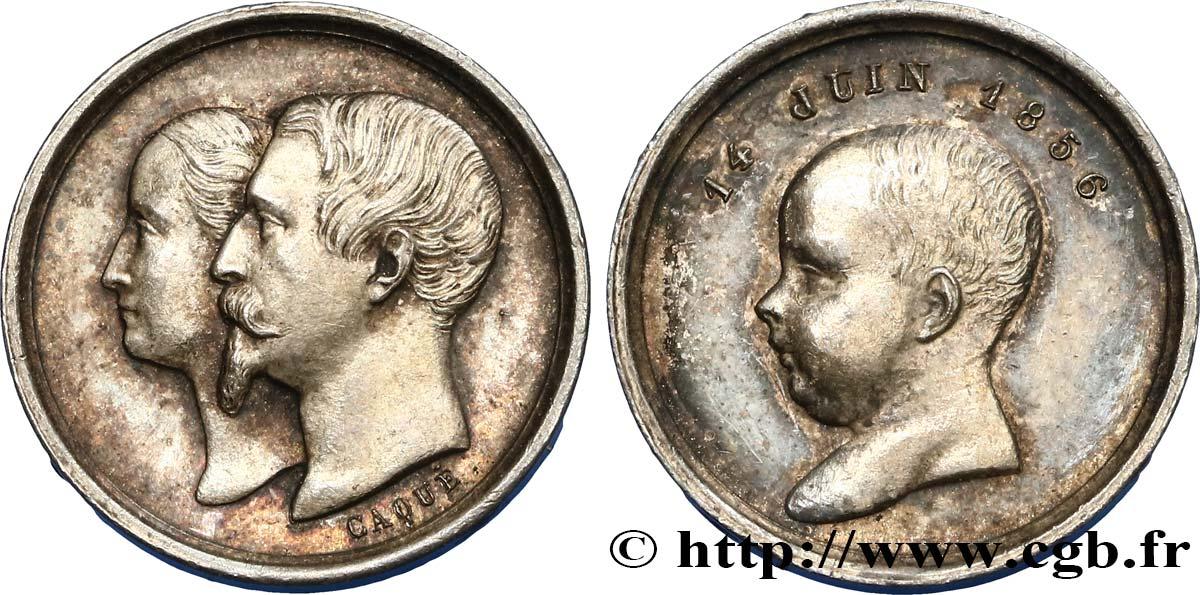 Napoléon Iv Naissance Quinaire 1856 Fjt422837 Jetons