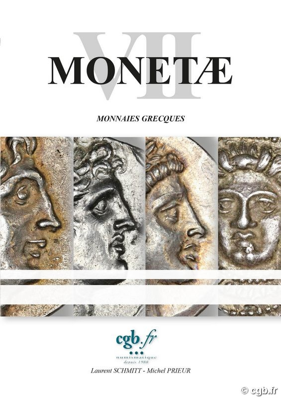 MONETAE VII PRIEUR Michel, SCHMITT Laurent