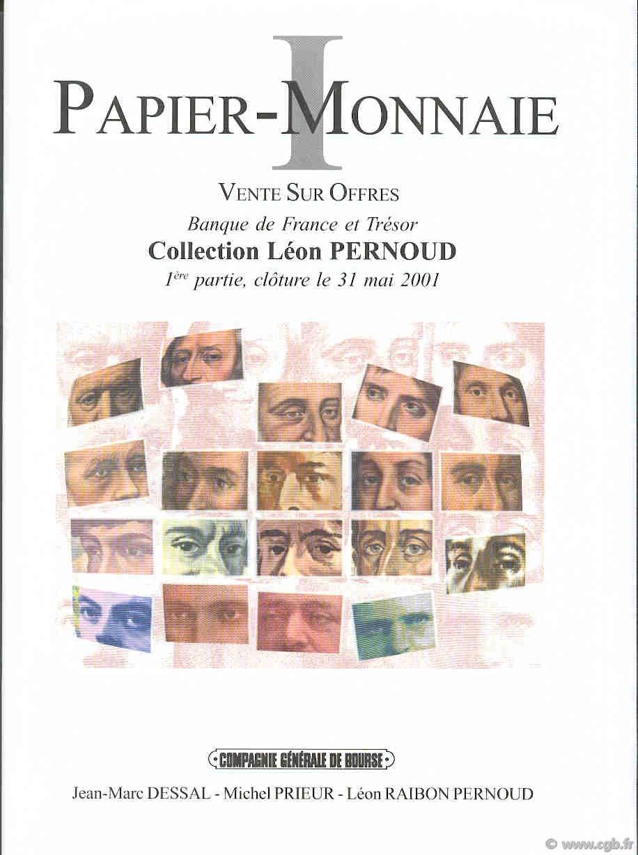 PAPIER-MONNAIE 1, collection Raibon-Pernoud DESSAL Jean-Marc, RAIBON-PERNOUD Léon, PRIEUR Michel
