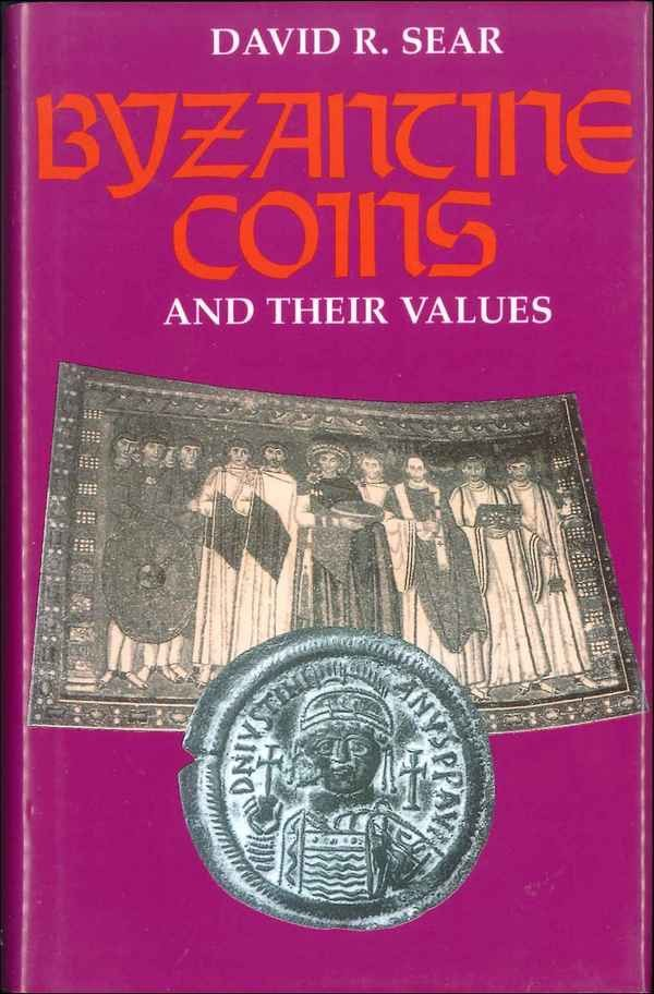 Byzantine coins and their values SEAR David R.