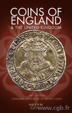 Coins of England and the United Kingdom, 44th edition - 2009 sous la direction de Philip Skingley