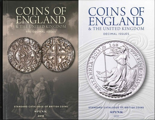 Coins of England and the United Kingdom, 51st edition - 2016 sous la direction de Philip Skingley